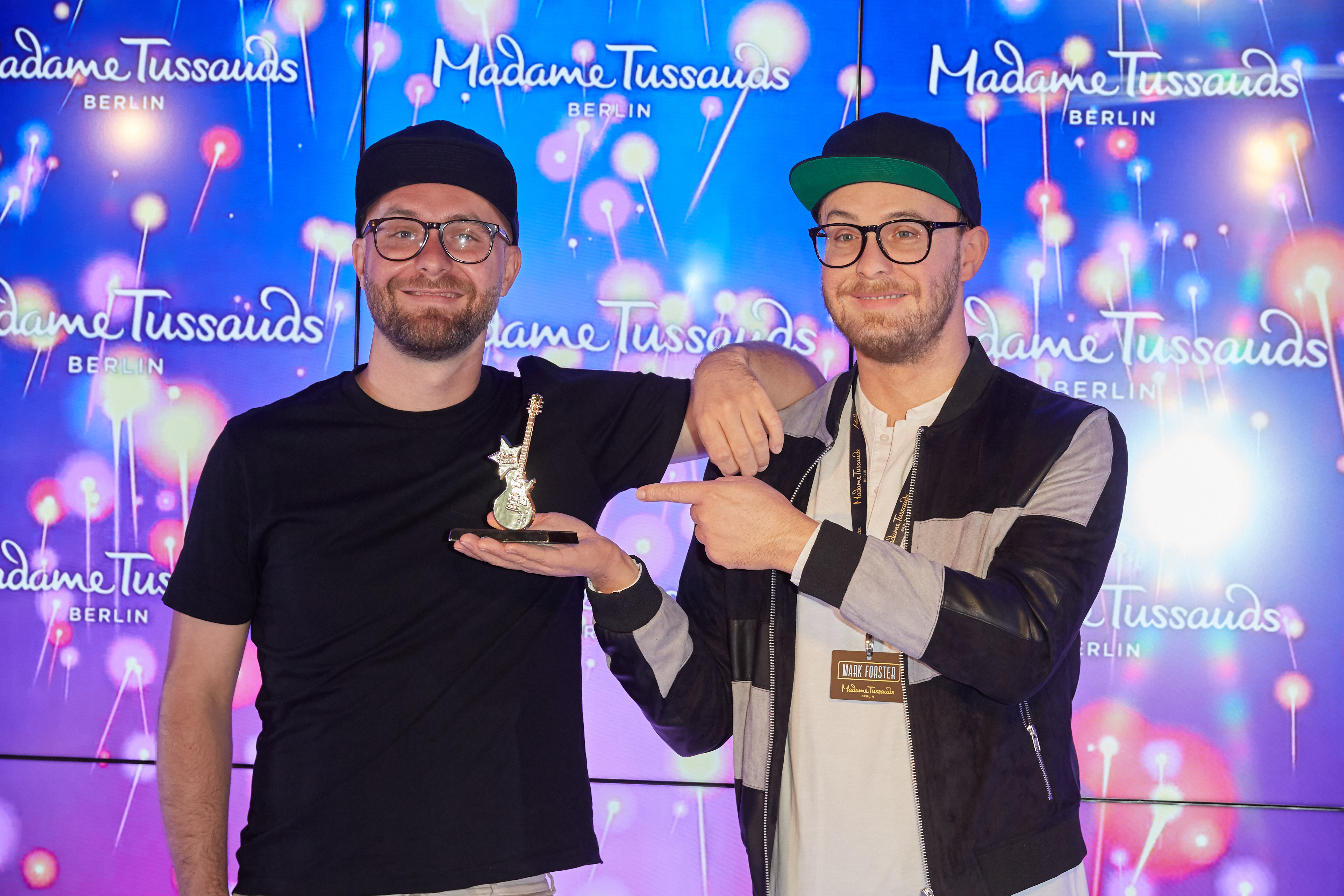 Madame Tussauds Mark Forster 0013