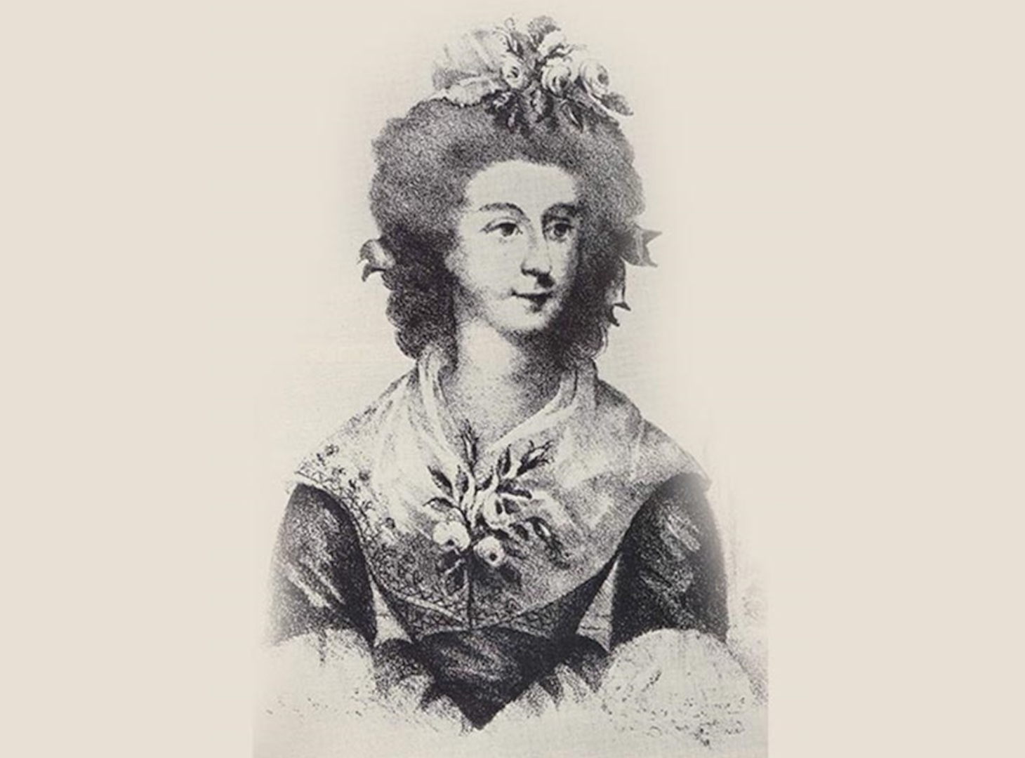 Madame Tussaud in 1778