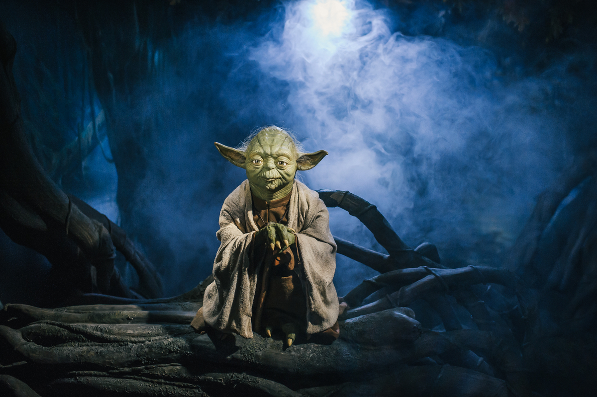 Dagobah at Madame Tussauds London