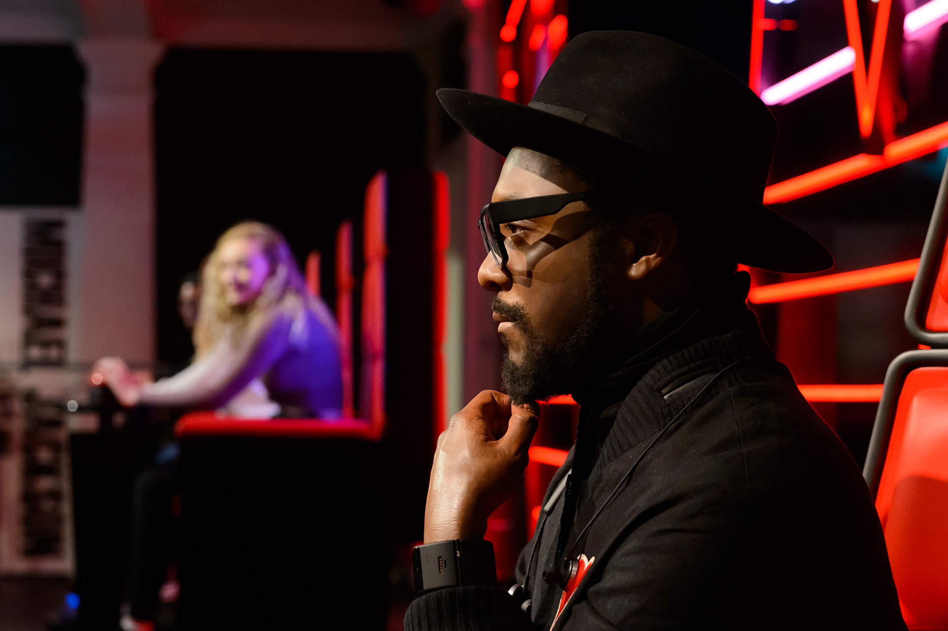 The Voice Experience and William