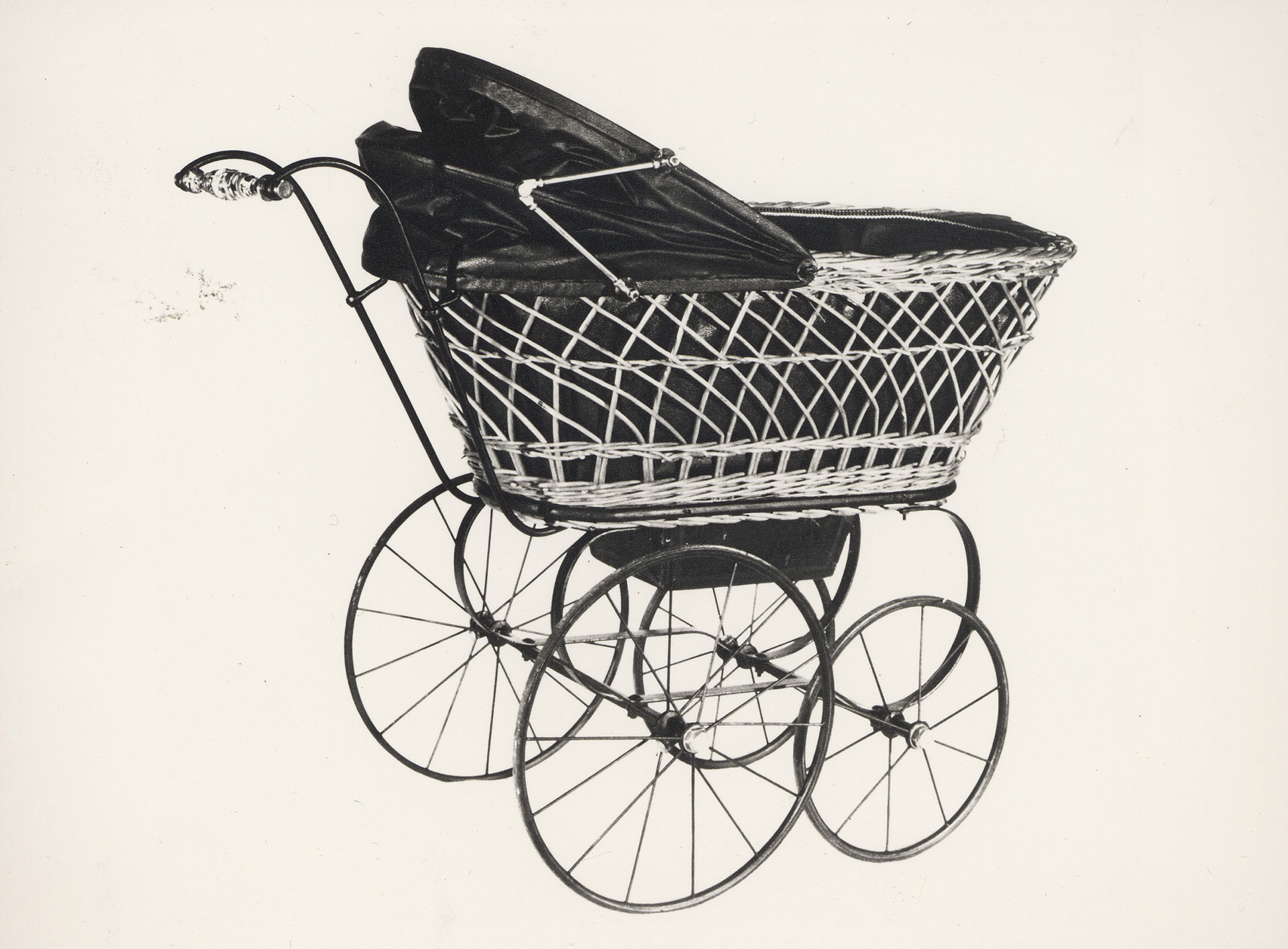 Pearcey Pram After Restoration 1979
