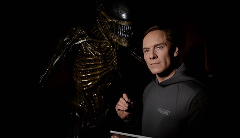 Alien Escape at Madame Tussauds London