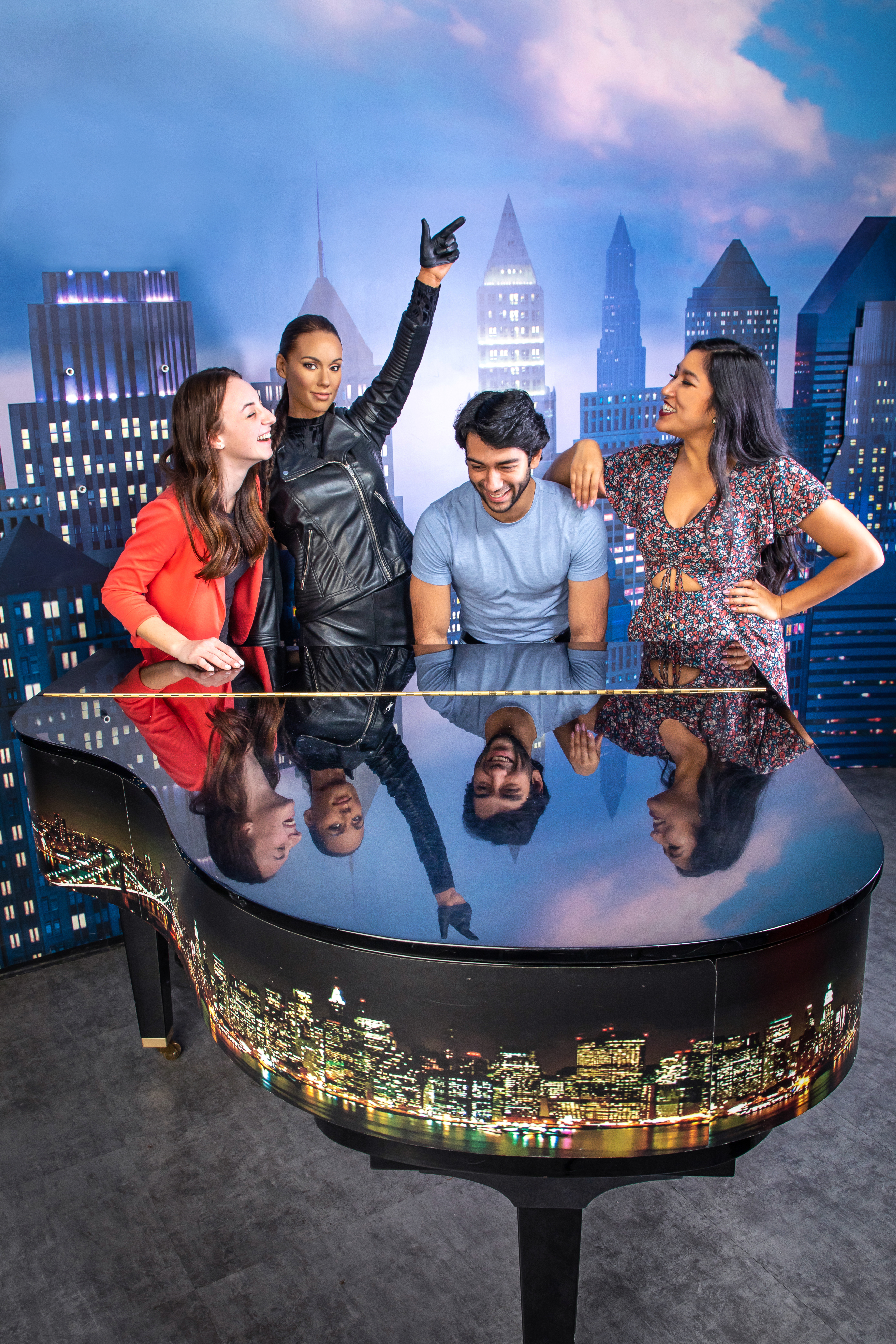 What's Inside Madame Tussauds New York